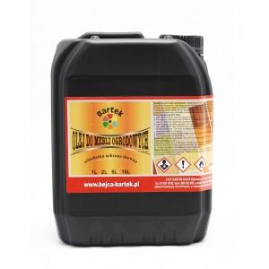 Olej do mebli ogrodowych 5L