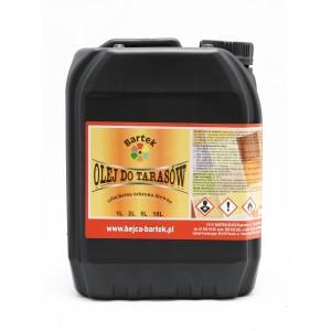 Olej do tarasów 10L